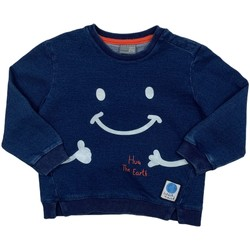 Oblečenie Deti Mikiny Losan 027-6001AL Modrá