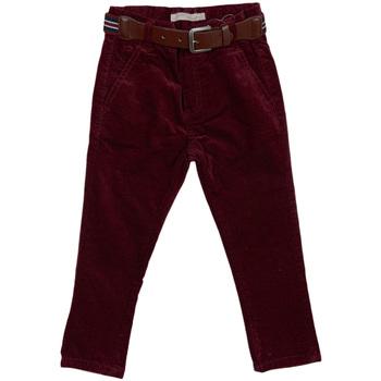 Oblečenie Deti Nohavice Chinos a Carrot Losan 027-9791AL Červená