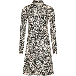 Oblečenie Ženy Krátke šaty Calvin Klein Jeans K20K202417 Biely