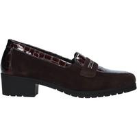 Topánky Ženy Mokasíny Susimoda 891059 Hnedá
