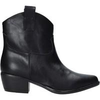 Topánky Ženy Polokozačky Grace Shoes 544004 čierna