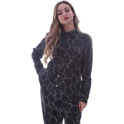 Oblečenie Ženy Košele a blúzky Calvin Klein Jeans K20K202231 čierna
