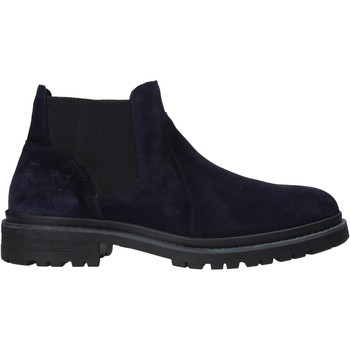 Topánky Muži Polokozačky Valleverde 49840 Modrá