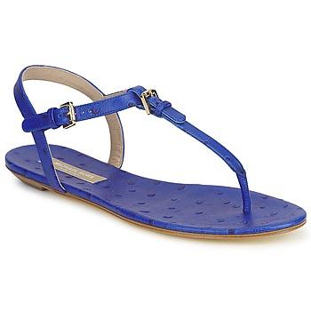 Topánky Ženy Sandále Michael Kors FOULARD Modrá