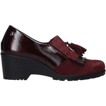 Topánky Ženy Mokasíny Enval 6276322 Červená