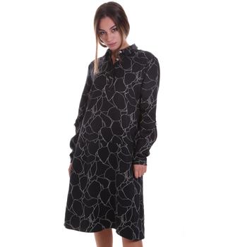 Oblečenie Ženy Krátke šaty Calvin Klein Jeans K20K202227 čierna