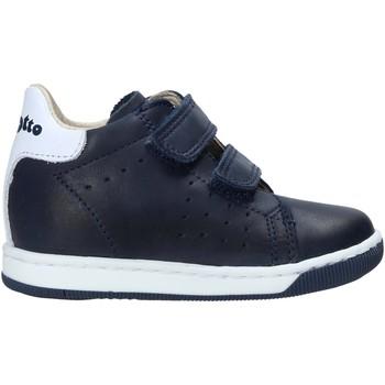 Topánky Chlapci Členkové tenisky Falcotto 2013476 01 Modrá