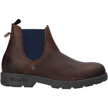 Topánky Muži Polokozačky Wrangler WM02050A Hnedá