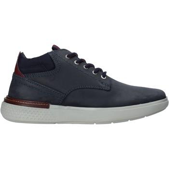 Topánky Muži Módne tenisky Wrangler WM02035A Modrá