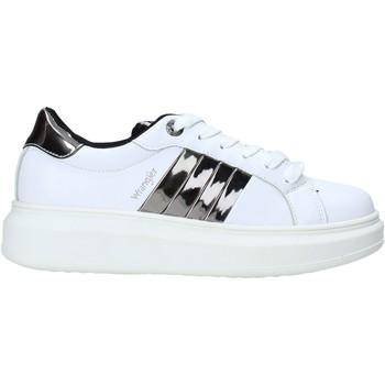 Topánky Ženy Nízke tenisky Wrangler WL02680A Biely