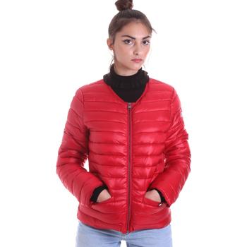 Oblečenie Ženy Vyteplené bundy Gaudi 021BD35007 Červená