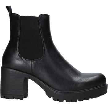 Topánky Ženy Polokozačky Café Noir XP982 čierna