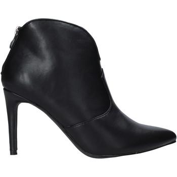 Topánky Ženy Polokozačky Café Noir XD916 čierna