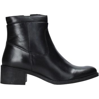 Topánky Ženy Polokozačky Café Noir XV123 čierna