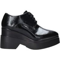 Topánky Ženy Derbie Pregunta PAA69-M čierna