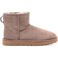 Topánky Ženy Snehule  UGG UGSCLMCRBO1016222W Hnedá