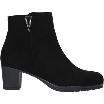 Topánky Ženy Polokozačky Susimoda 803081 čierna