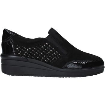 Topánky Ženy Slip-on Susimoda 8093 čierna