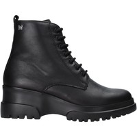 Topánky Ženy Polokozačky CallagHan 27200 čierna