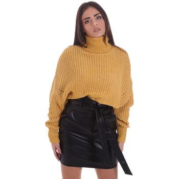 Oblečenie Ženy Svetre Gaudi 021BD53013 žltá