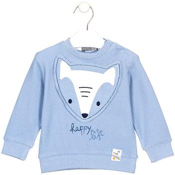 Oblečenie Deti Svetre Losan 027-6002AL Modrá