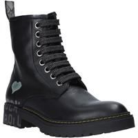Topánky Ženy Polokozačky Bueno Shoes 20WR4201 čierna