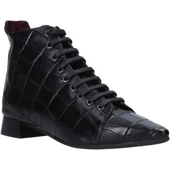 Topánky Ženy Polokozačky Bueno Shoes 20WR3002 čierna