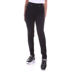 Oblečenie Ženy Legíny Key Up 5LG03 0001 čierna