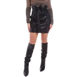 Oblečenie Ženy Sukňa Gaudi 021FD78001 čierna