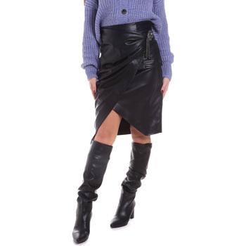 Oblečenie Ženy Sukňa Gaudi 021FD78002 čierna