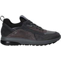 Topánky Muži Nízke tenisky IgI&CO 6139011 čierna