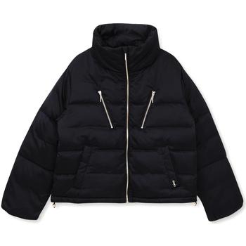 Oblečenie Ženy Vyteplené bundy Liu Jo TF0008 T4558 čierna