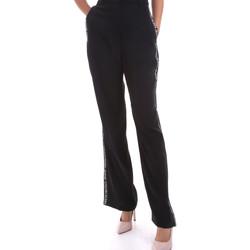 Oblečenie Ženy Padavé nohavice Calvin Klein Jeans J20J214905 čierna