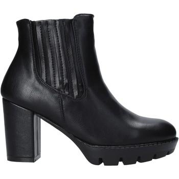 Topánky Ženy Polokozačky Café Noir XV951 čierna