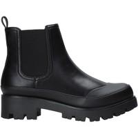 Topánky Ženy Polokozačky Café Noir XS953 čierna