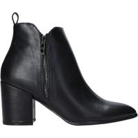 Topánky Ženy Polokozačky Café Noir XV949 čierna