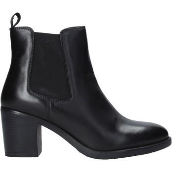 Topánky Ženy Polokozačky Café Noir XV126 čierna