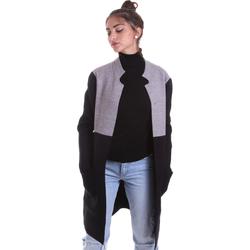 Oblečenie Ženy Kabáty Gaudi 021BD53055 Šedá
