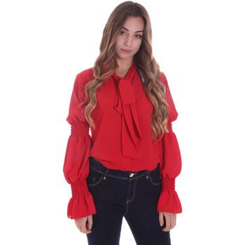 Oblečenie Ženy Košele a blúzky Gaudi 021BD45025 Červená