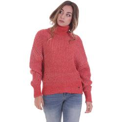 Oblečenie Ženy Svetre Gaudi 021BD53013 Oranžová