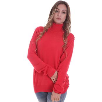 Oblečenie Ženy Svetre Gaudi 021BD53026 Červená