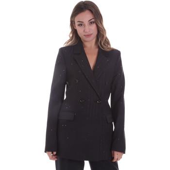 Oblečenie Ženy Saká a blejzre Gaudi 021FD35022 čierna