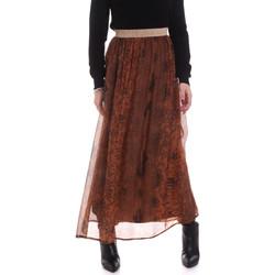 Oblečenie Ženy Sukňa Gaudi 021FD75005 Hnedá