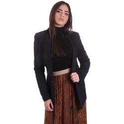 Oblečenie Ženy Saká a blejzre Gaudi 021FD35028 čierna