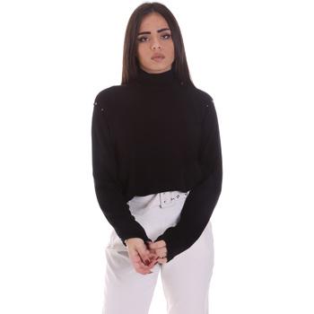 Oblečenie Ženy Svetre Gaudi 021BD53026 čierna