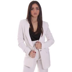Oblečenie Ženy Saká a blejzre Gaudi 021FD35028 Béžová