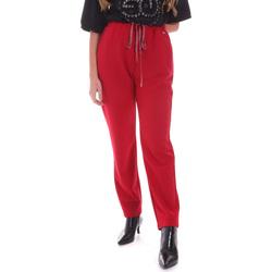 Oblečenie Ženy Nohavice Gaudi 021BD25026 Červená