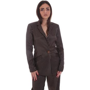 Oblečenie Ženy Saká a blejzre Gaudi 021FD35031 čierna