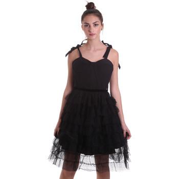 Oblečenie Ženy Krátke šaty Fracomina F120W14019W01201 čierna