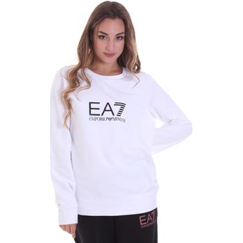 Oblečenie Ženy Mikiny Ea7 Emporio Armani 8NTM39 TJ31Z Biely